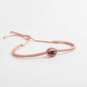 Henri Bendel Luxe Halo Bracelet Amber